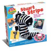 Stuart Stripe Sock Doll