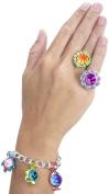 Color Splasherz Rings 'n Charms