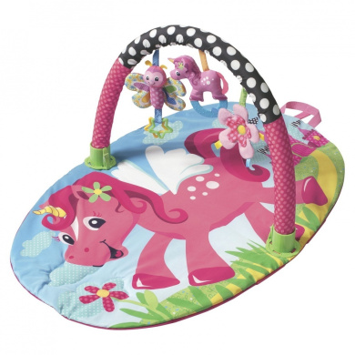 Infantino Explore and Store Activity Gym - Lil' Unicorn