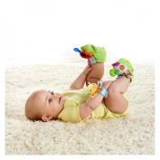 Taggies Toes and Wristies Set - Green