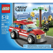LEGO City Fire Chief's Car