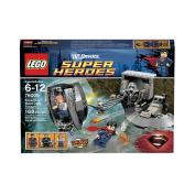 LEGO Super Heroes Superman Black Zero Escape 76009