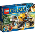 LEGO Legends of Chima Lennox' Lion Attack