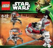 LEGO Star Wars Clone Troopers vs. Droidekas