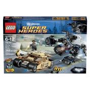 LEGO Super Heroes The Bat vs. Bane Tumbler Chase