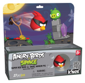 K'NEX Angry Birds Space Building Set - Super Red Bird vs Small Minion Pig