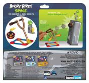K'NEX Angry Birds Space Building Set - Fire Bomb Bird vs Small Minion Pig