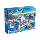BanBao Police set (418 pcs)