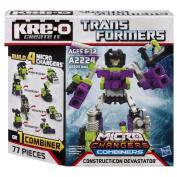 Kre-O Micro Changer Combiners - Devastator