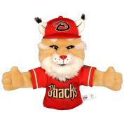 Bleacher Creatures Arizona Diamondbacks 'Baxter Bobcat' Mascot Hand Puppet