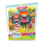 Mini Lalaloopsy Littles Sisters Dolls - Specs Reads-a-lot and Bea Spells-a-lot