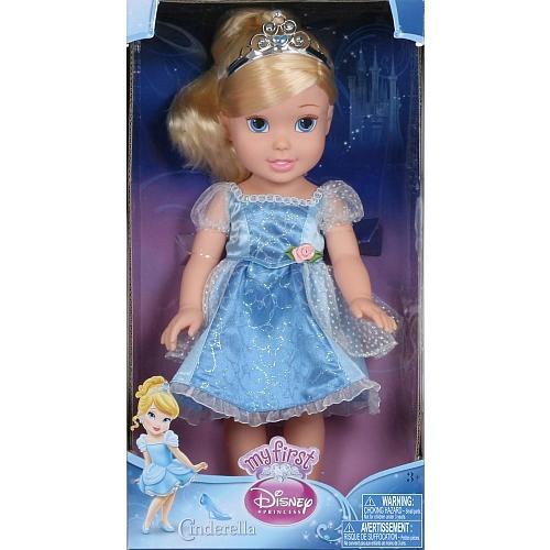 Disney Princess Toddler Doll Cinderella: Disney Princess Cinderella Toddler Doll. Free Shipping