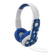 Maxell Safe Sound Headphones - Blue/White