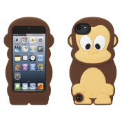 KaZoo for iPod Touch 5th/ 6th gen., Monkey - Fun animal friends for iPod touch