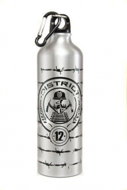 The Hunger Games Water Bottle - Bottle 1
