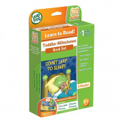 LeapFrog TAG Junior Activity Storybook - Learn to Read Book Set