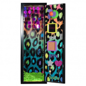 Lockers 101 Locker Wallpaper Set - Leapin' Leopard