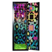 Lockers 101 Locker Wallpaper Set - Leapin' Leopard