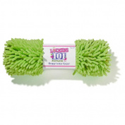 Lockers 101 Lime Shaggy Carpet