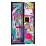 Lockers 101 Locker Wallpaper Set - Metro Retro