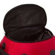LittleLife Animal Wheeled Duffle - Ladybird