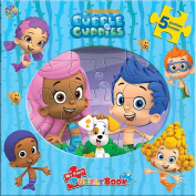 Bubble Guppies Puzzle Book