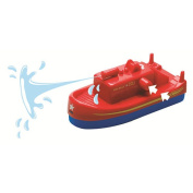 AquaPlay Watersquirting Fireboat