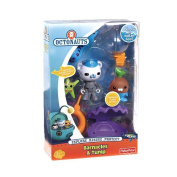 Octonauts Action Figure Rescue Kit Barnacles with Tunip & Clam