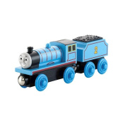 Thomas & Friends Wooden Railway - Edward The Blue Engine Multi-Coloured