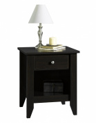 Childcraft by Sauder Shoal Creek Night Stand - Jamocha Wood