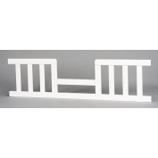 Childcraft F09514.46 Child Craft Shoal Creek Toddler Guard Rail for Convertible Crib