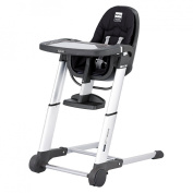 Inglesina Zuma Gray High Chair - Graphite