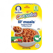 Gerber Lil' Meals Spaghetti Rings - 180ml