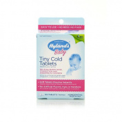 Hylands Homoeopathic 1095454 Baby Tiny Cold Tablets - 125 Tablets