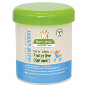 Babyganics Non-Petroleum Soothing Protective Ointment, 220ml Tub
