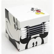 Disney Cotton Swabs Vanity Pack - Mickey Black & White 100CT