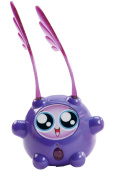 Fijit Friends Shimmies Purple Whirlina Figure