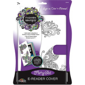 Fashion Marks E-Reader Cover - Flirty Girl