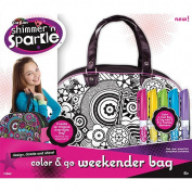 Cra-Z-Art-Shimmer and Sparkle Weekender Bag