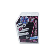 Monster High 3D Nail Set - Pins and Zippers