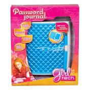 Password Journal - Turquoise