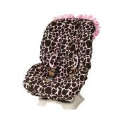 Baby Bella Maya Toddler Car Seat Cover - Ginny Giraffe