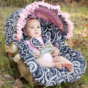 Baby Bella Maya Infant Car Seat Cover - Mid Summer Dream
