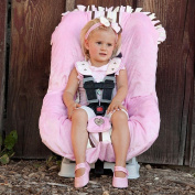 Baby Bella Maya Toddler Car Seat Cover - Pixie Stix