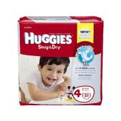 Huggies Snug & Dry Jumbo - Size 4 - 31ct