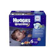 Huggies Overnite Big Pack - Size 6 - 42ct