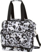 Bumble Collection Camille Getaway Nappy Bag - Evening Bloom