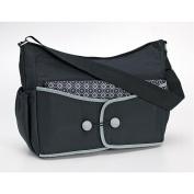 California Innovations Hobo Nappy Bag - Black