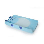 Monsters Inc. Velour Changing Pad Cover with Plush Head