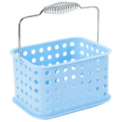 Creative Bath Nursery Organiser - Light Blue